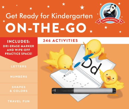 Is Your Child Ready For Kindergarten >> Get Ready For Kindergarten On The Go By Heather Stella Black Dog