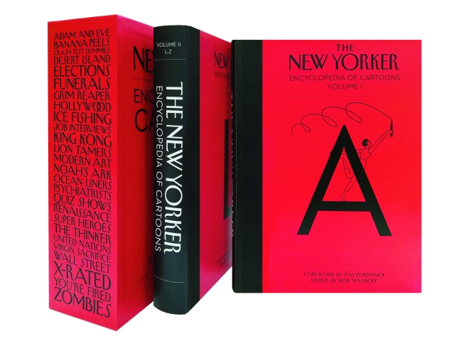 Image result for The New Yorker Encyclopedia of Cartoons edited by Bob Mankoff