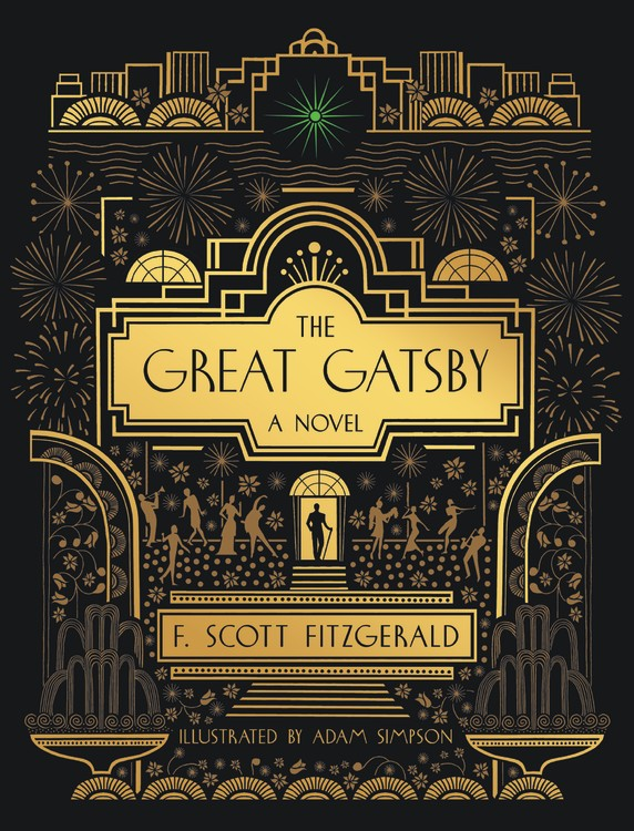 The Great Gatsby A Novel By F Scott Fitzgerald Black Dog Leventhal In the first video, we are introduced to alan, the monster that her father created in a lab before he disappeared. the great gatsby a novel